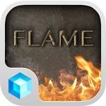 Flames  Hola 3D Launcher Theme APK