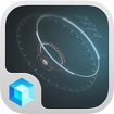 Spaceship Hola 3D Theme icon