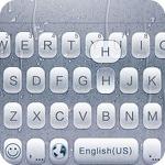 RainyDay for Emoji Keyboard APK