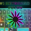 Keyboard Color Icon Image