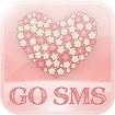 FlowerLove Theme GO SMS Icon Image
