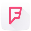 Foursquare — Best City Guide Icon Image