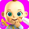Talking Babsy Baby: Baby Games 4.11.0