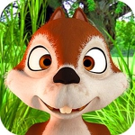 Talking James Squirrel APK
