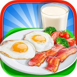 Make Breakfast Food! APK