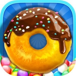 Donut Recipe: Pastry Chef Kids APK