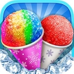 Snow Cone Maker - Frozen Foods Icon Image