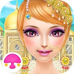 Indian Girl Salon-girls games APK