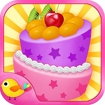 Cake Maker Salon Icon Image