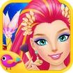 Mermaid Salon Icon Image