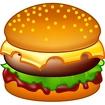 Burger Icon Image