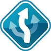 MapFactor GPS Navigation Maps Icon Image
