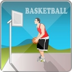 Basketball Drills Icon Image