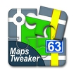 Locus - addon Map Tweak Icon Image
