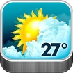 Animated Weather Widget, Clock Icon Image
