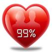 Love calculator Icon Image