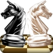 Chess Master King Icon Image