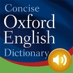 Concise Oxford English TR Icon Image