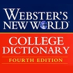 Webster's College DictionaryTR Icon Image