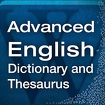 Advanced English & Thesaurus Icon Image