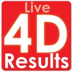 Live 4D Results ! (MY & SG) Icon Image