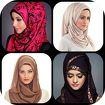 Hijab Fashion and Tutorial Icon Image