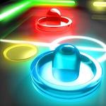 Glow Hockey 2 APK