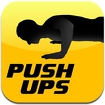 Push Ups Workout Icon Image