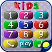 Kids game: baby phone Icon Image