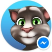 Talking Tom for Messenger Icon Image