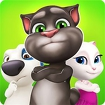Talking Tom Bubble Shooter Icon Image