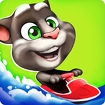 Talking Tom Jetski Icon Image