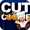 Cut The Cookie Icon Image