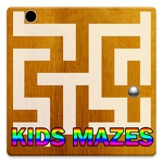 Game Mazes Baby Kids Free APK