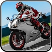 Moto Racer: Thunder Bike Rush Icon Image