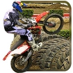 Stunt Bike Extreme Mad Drive Icon Image