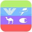 Logo Trivial Quiz Icon Image