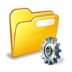 File Manager (File transfer) Icon Image