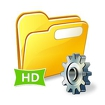 File Manager HD(File transfer) Icon Image