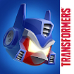 Angry Birds Transformers Icon Image