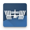 ISS Detector Satellite Tracker Icon Image