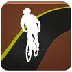Runtastic Mountain Bike GPS Icon Image