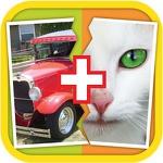 2 Pics 1 Word: Mix Pics Puzzle APK