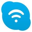 Skype WiFi icon