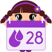 Period & Ovulation Tracker Icon Image
