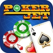 Poker Jet: Texas Holdem Icon Image