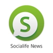 Socialife News: News my way icon
