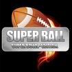Superball Slingshot Superbowl Icon Image
