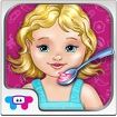 Baby Care & Dress Up Kids Game Icon Image
