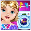 Baby Home Adventure Kids' Game Icon Image